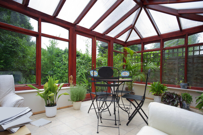 Conservatory Roof Conversion in Cheltenham Gloucestershire