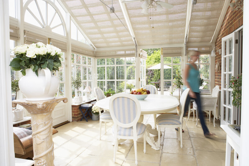 New Conservatory Roofs in Cheltenham Gloucestershire