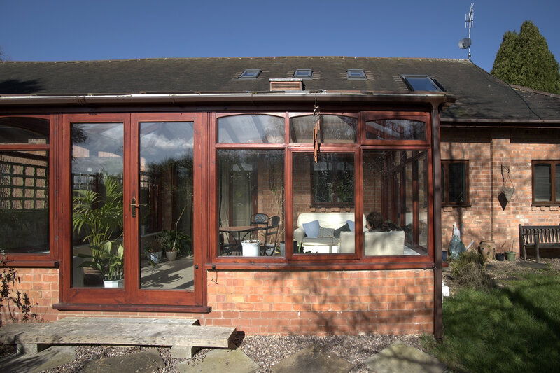 Solid Roof Conservatories in Cheltenham Gloucestershire